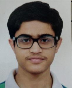 Ishaan Banerjee -Class XI - Delhi Public School Indirapuram