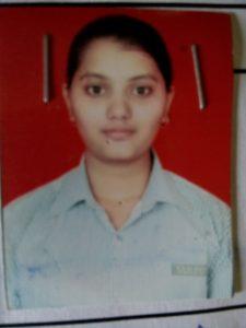 Anamika Agarwal 2013-14 Class XI