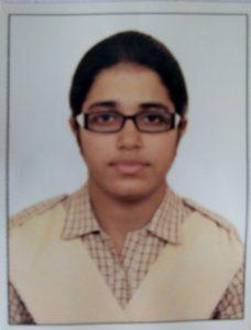 Bhavna Meghani 2013-14 Class XI