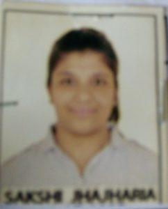 Sakshi Jhajhari 2013-2014 Class XII