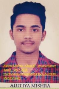 AdityaMishra-XI-2017-18