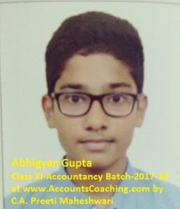 Abhigyan Gupta